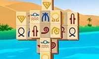 Ägypten Mahjong