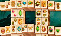 Magische Helden Mahjong