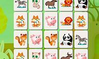 Traumtier-Steine Mahjong